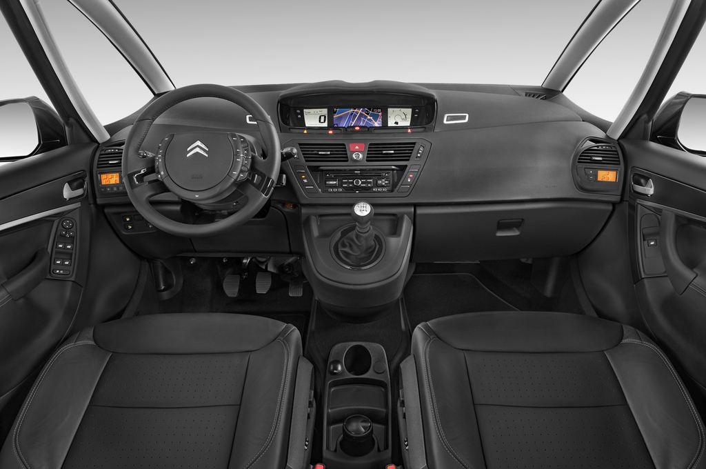 Citroen C4 Picasso Exclusive Van (2006 - 2013) 5 Türen Cockpit und Innenraum