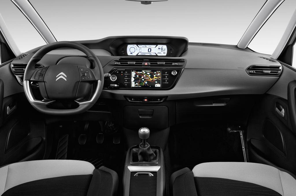 Citroen C4 Picasso Intensive Van (2006 - 2013) 5 Türen Cockpit und Innenraum
