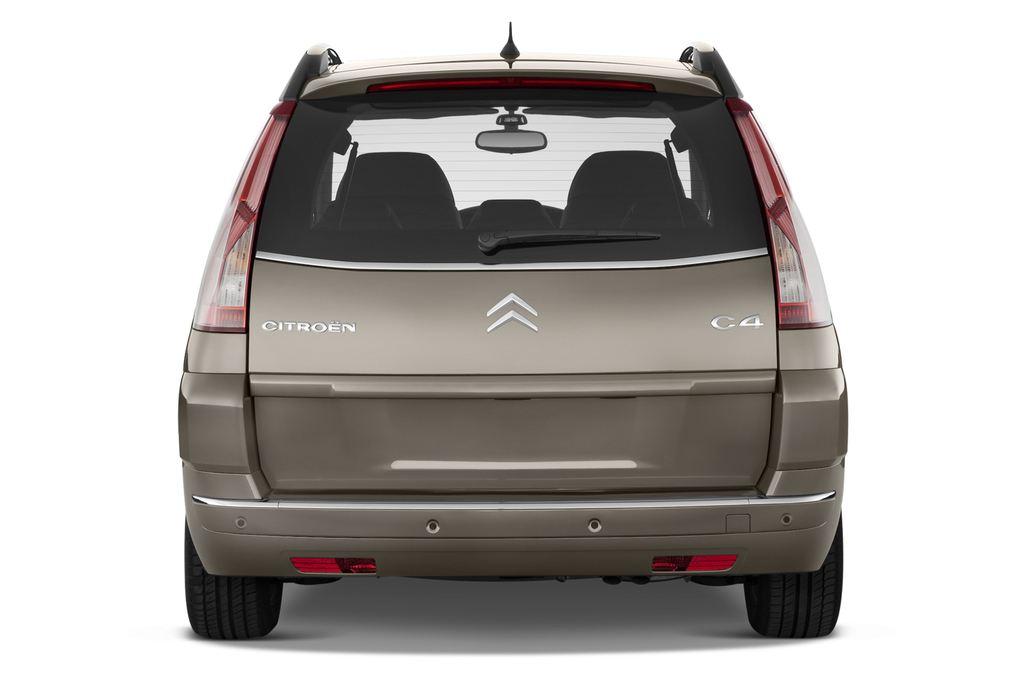 Citroen C4 Picasso Exclusive Van (2006 - 2013) 5 Türen Heckansicht