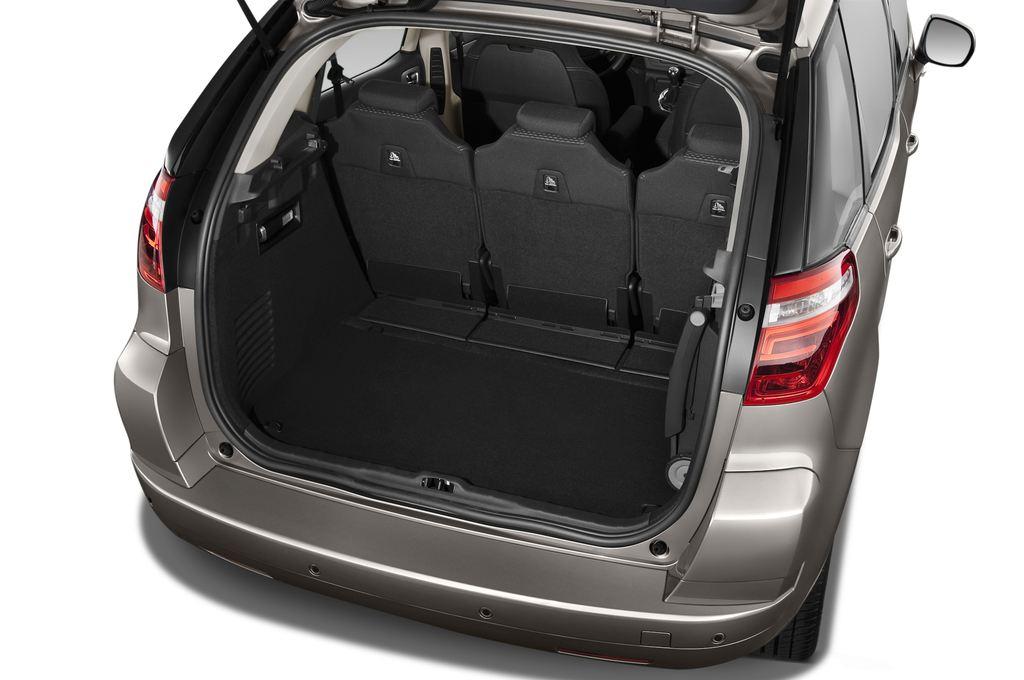 Citroen C4 Picasso Seduction Van (2006 - 2013) 5 Türen Kofferraum
