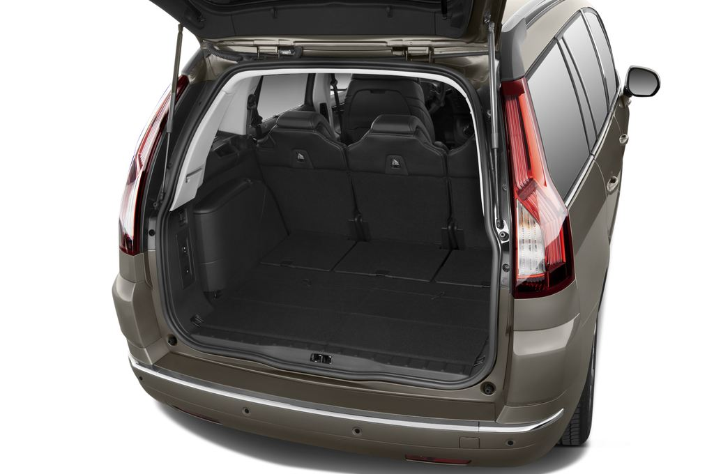 Citroen C4 Picasso Exclusive Van (2006 - 2013) 5 Türen Kofferraum