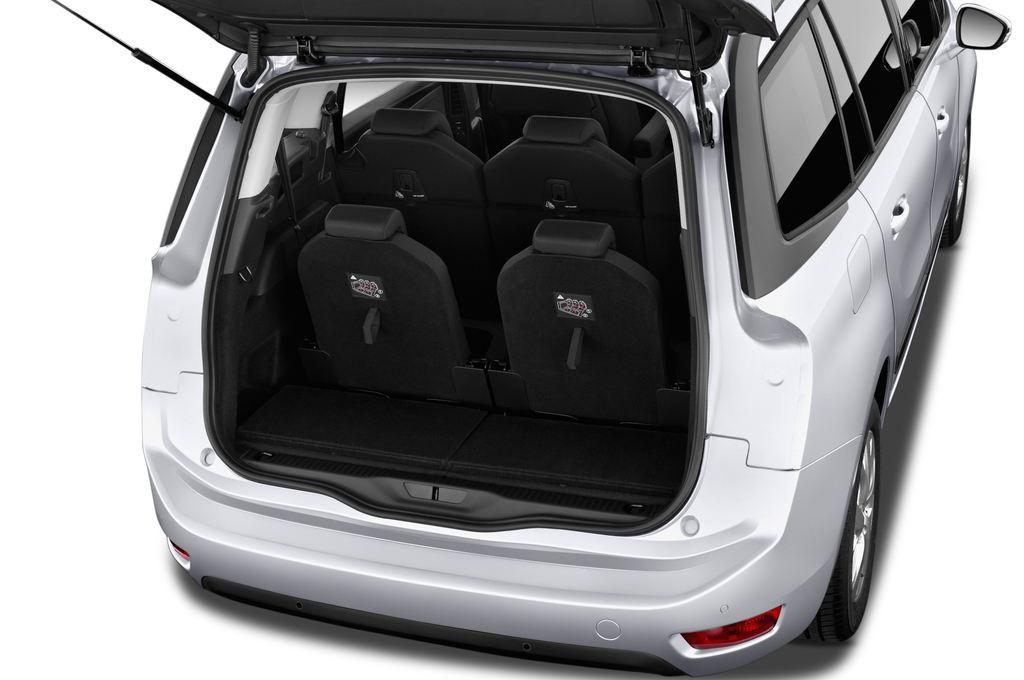 Citroen C4 Picasso Intensive Van (2006 - 2013) 5 Türen Kofferraum