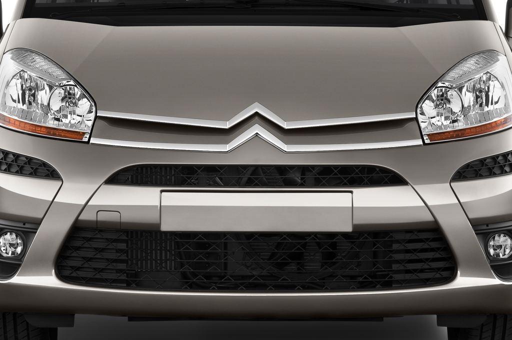 Citroen C4 Picasso Seduction Van (2006 - 2013) 5 Türen Kühlergrill und Scheinwerfer