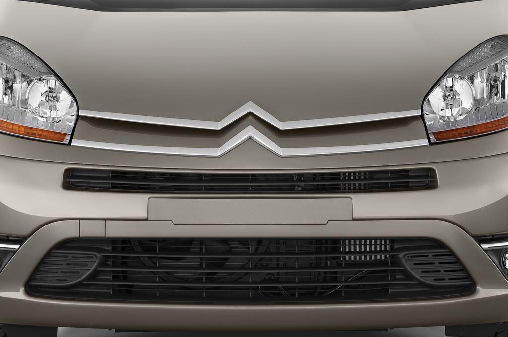 Citroen C4 Picasso Exclusive Van (2006 - 2013) 5 Türen Kühlergrill und Scheinwerfer