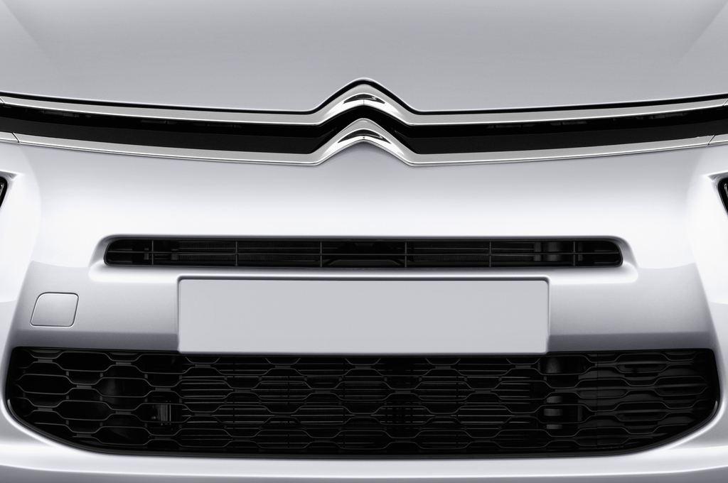 Citroen C4 Picasso Intensive Van (2006 - 2013) 5 Türen Kühlergrill und Scheinwerfer