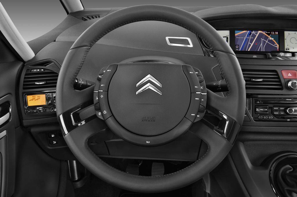 Citroen C4 Picasso Exclusive Van (2006 - 2013) 5 Türen Lenkrad