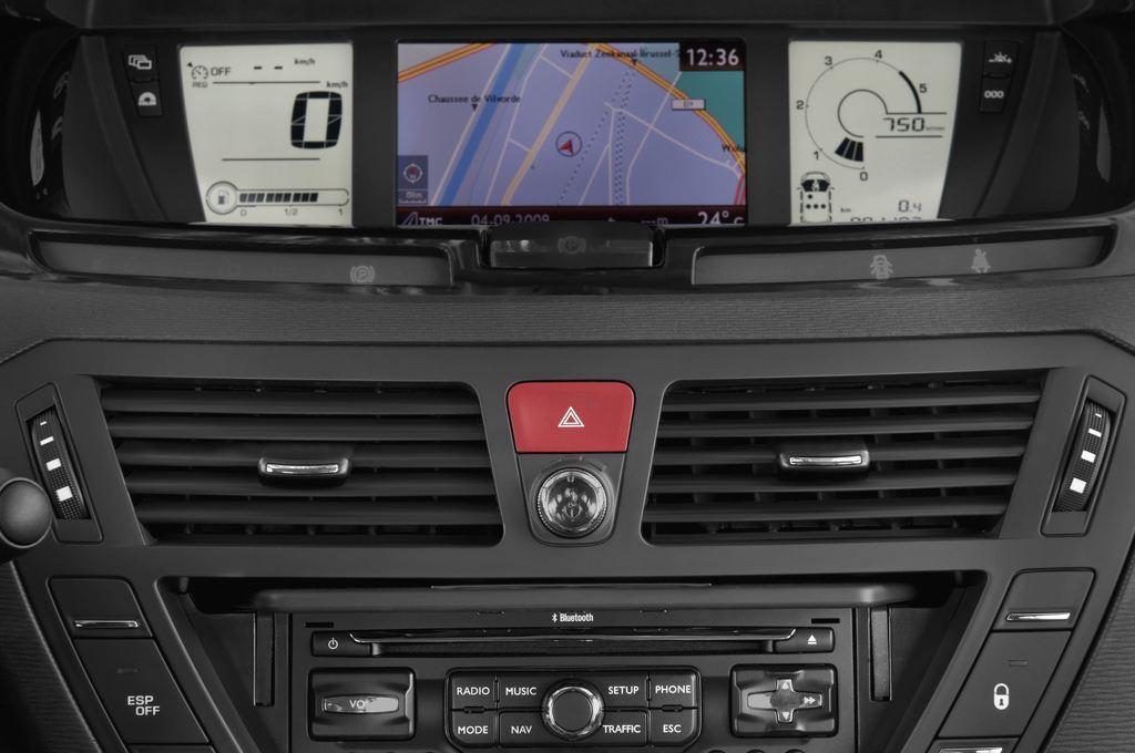 Citroen C4 Picasso Exclusive Van (2006 - 2013) 5 Türen Lüftung