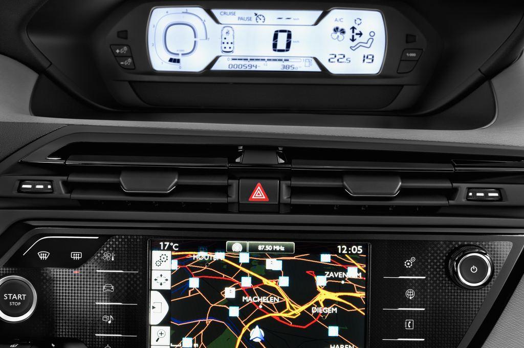 Citroen C4 Picasso Intensive Van (2006 - 2013) 5 Türen Lüftung