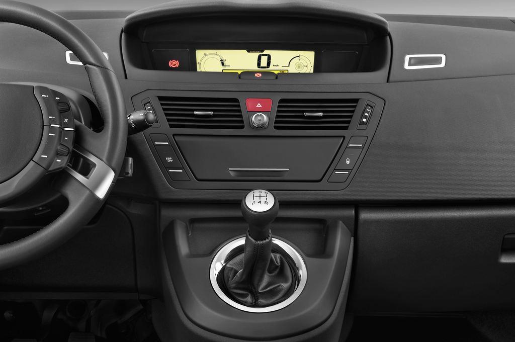 Citroen C4 Picasso Seduction Van (2006 - 2013) 5 Türen Mittelkonsole