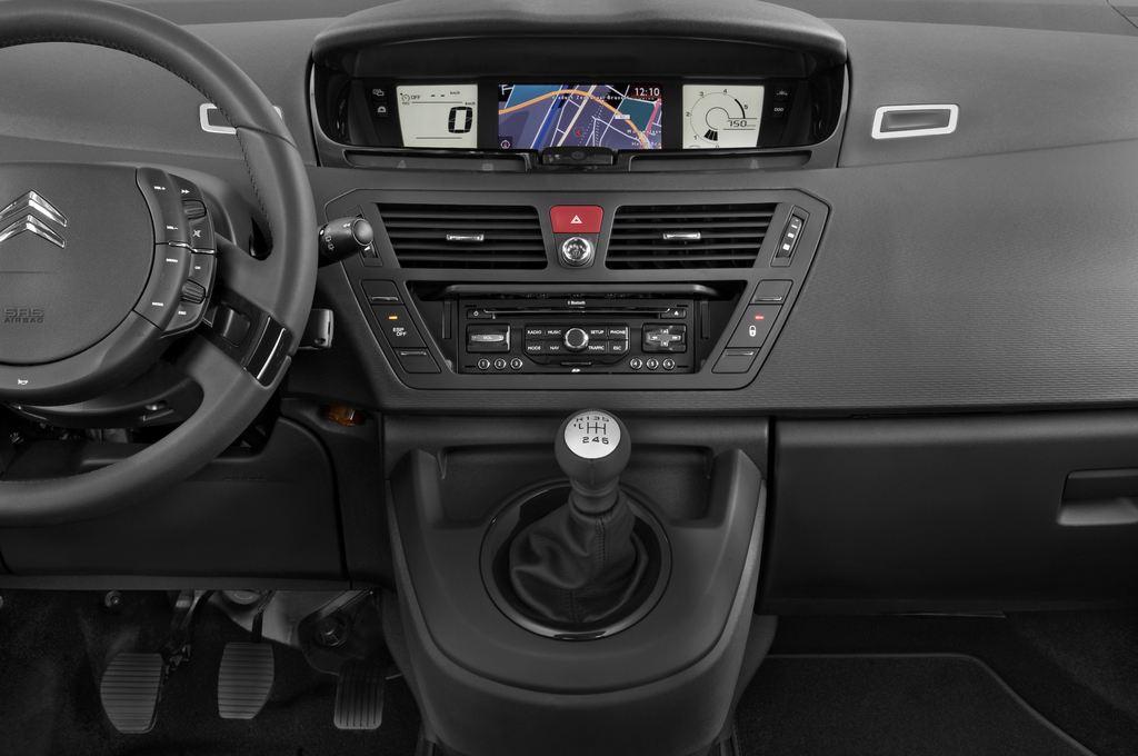 Citroen C4 Picasso Exclusive Van (2006 - 2013) 5 Türen Mittelkonsole