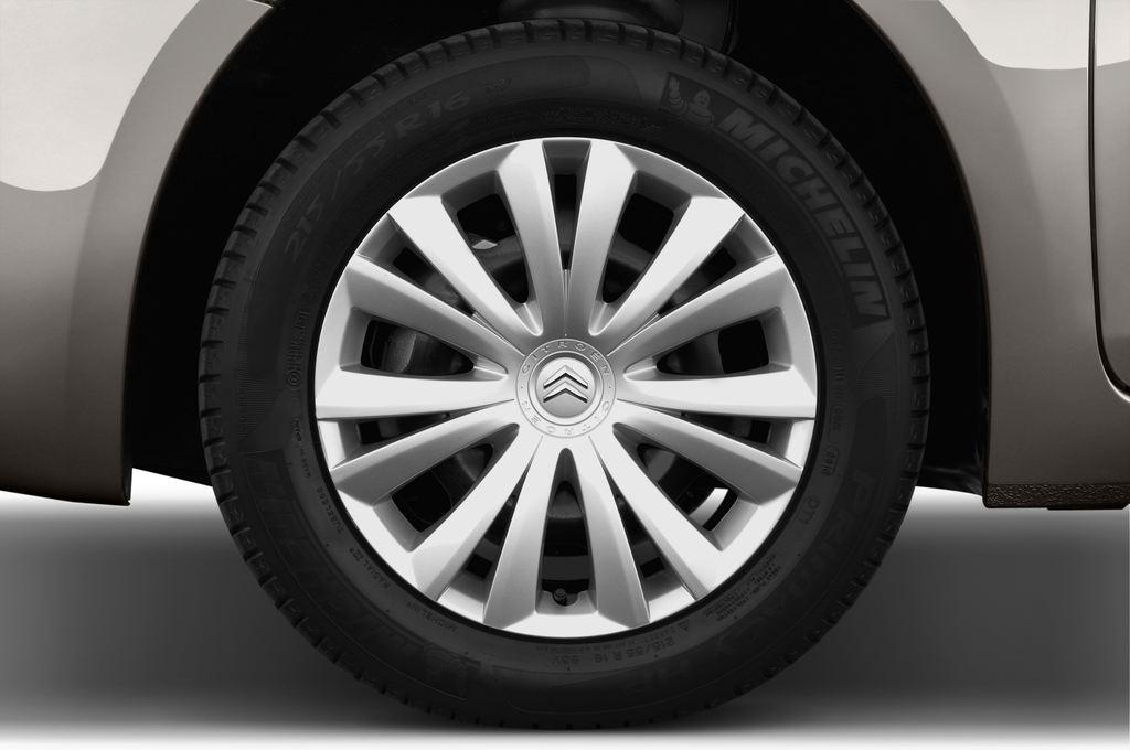 Citroen C4 Picasso Seduction Van (2006 - 2013) 5 Türen Reifen und Felge