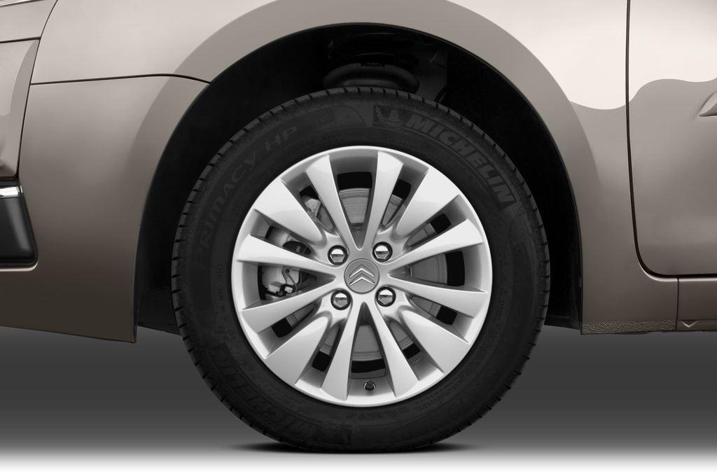 Citroen C4 Picasso Exclusive Van (2006 - 2013) 5 Türen Reifen und Felge