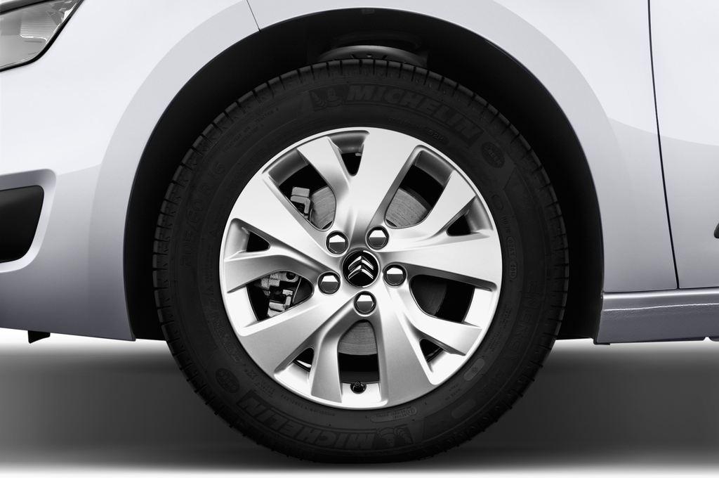 Citroen C4 Picasso Intensive Van (2006 - 2013) 5 Türen Reifen und Felge