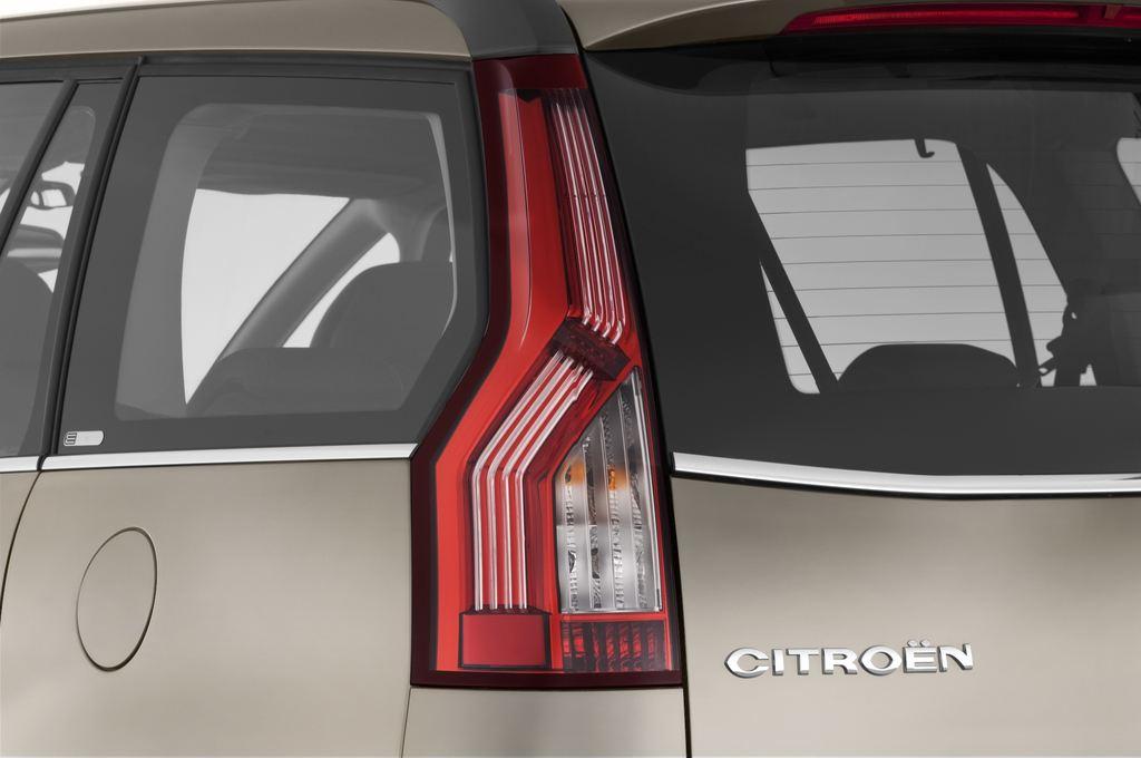 Citroen C4 Picasso Exclusive Van (2006 - 2013) 5 Türen Rücklicht