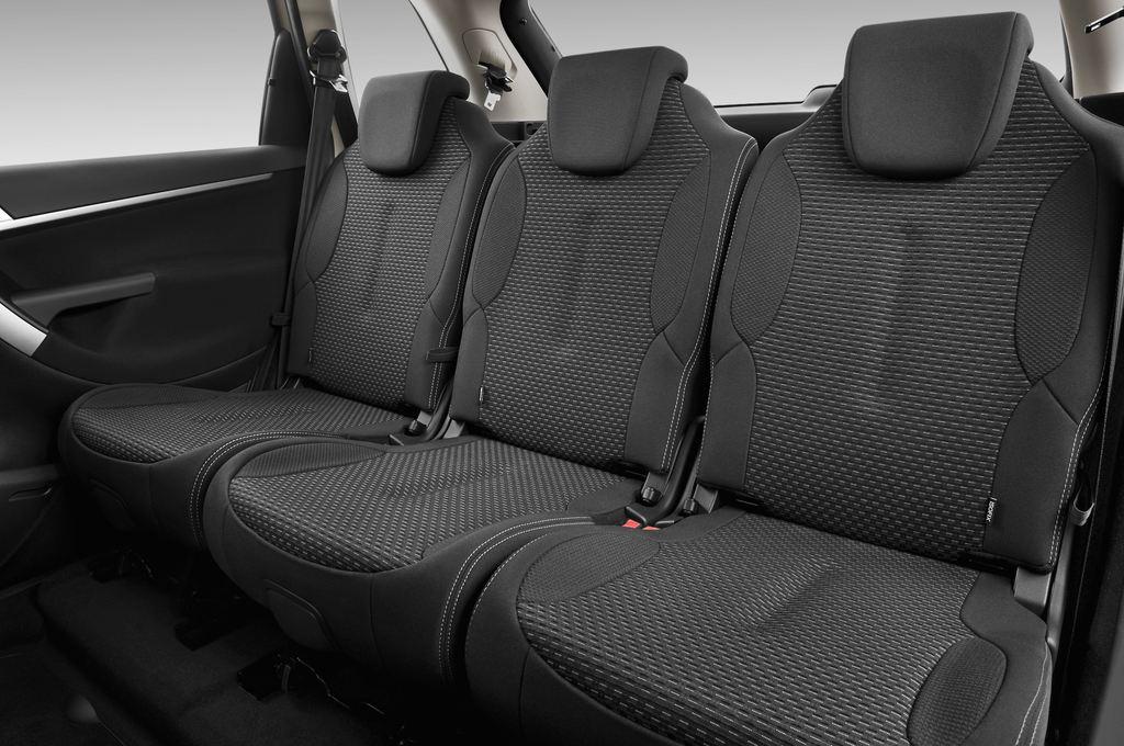 Citroen C4 Picasso Seduction Van (2006 - 2013) 5 Türen Rücksitze