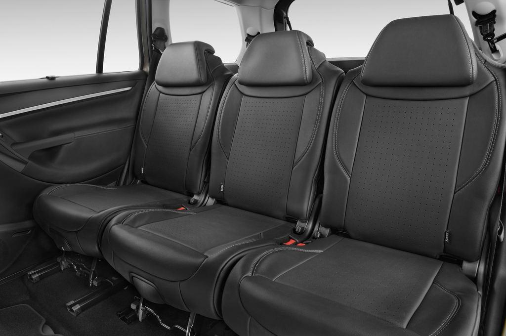 Citroen C4 Picasso Exclusive Van (2006 - 2013) 5 Türen Rücksitze