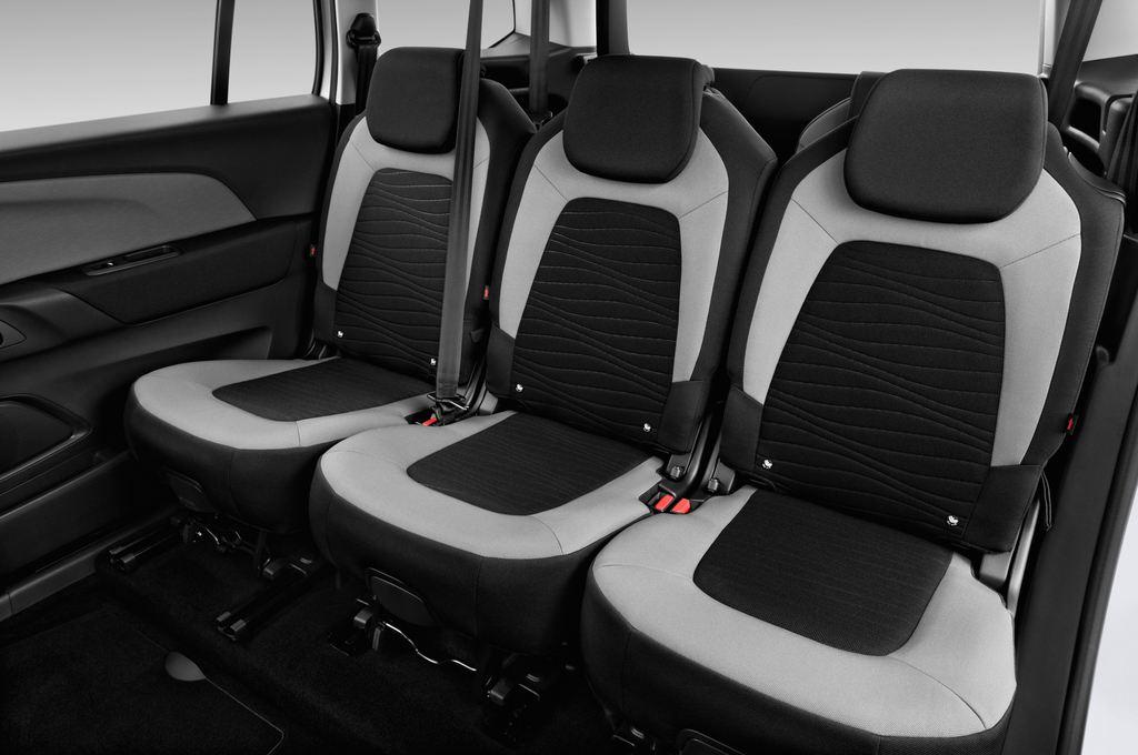 Citroen C4 Picasso Intensive Van (2006 - 2013) 5 Türen Rücksitze