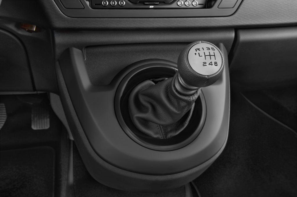Citroen C4 Picasso Exclusive Van (2006 - 2013) 5 Türen Schalthebel