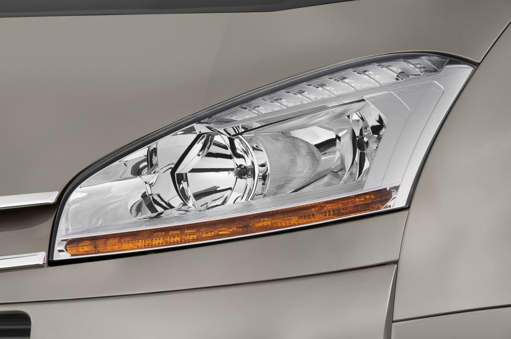 Citroen C4 Picasso Exclusive Van (2006 - 2013) 5 Türen Scheinwerfer