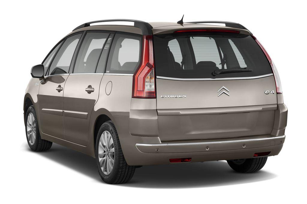 Citroen C4 Picasso Exclusive Van (2006 - 2013) 5 Türen seitlich hinten