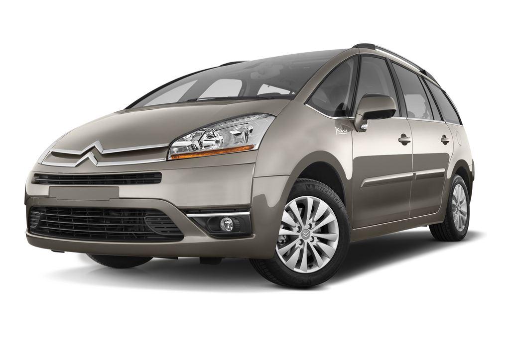 Citroen C4 Picasso Exclusive Van (2006 - 2013) 5 Türen seitlich vorne mit Felge