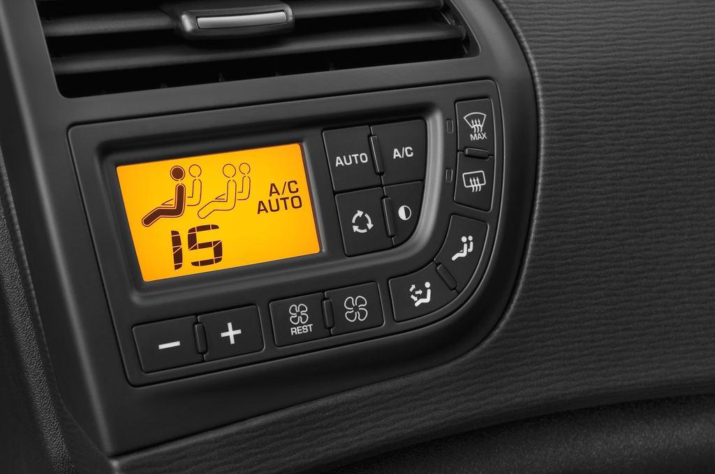 Citroen C4 Picasso Seduction Van (2006 - 2013) 5 Türen Temperatur und Klimaanlage