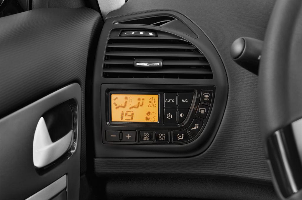 Citroen C4 Picasso Exclusive Van (2006 - 2013) 5 Türen Temperatur und Klimaanlage