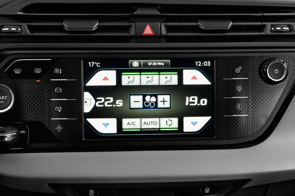 Citroen C4 Picasso Intensive Van (2006 - 2013) 5 Türen Temperatur und Klimaanlage