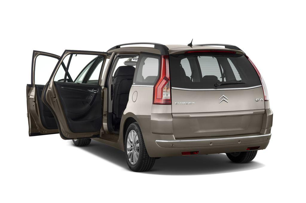 Citroen C4 Picasso Exclusive Van (2006 - 2013) 5 Türen Tür geöffnet