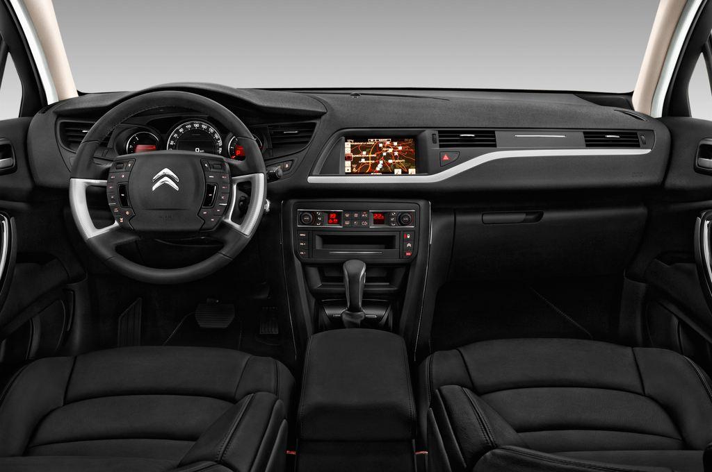 Citroen C5 Exclusive Kombi (2008 - heute) 5 Türen Cockpit und Innenraum