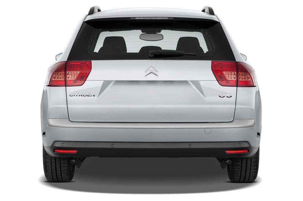 Citroen C5 VTR Plus Kombi (2008 - heute) 5 Türen Heckansicht