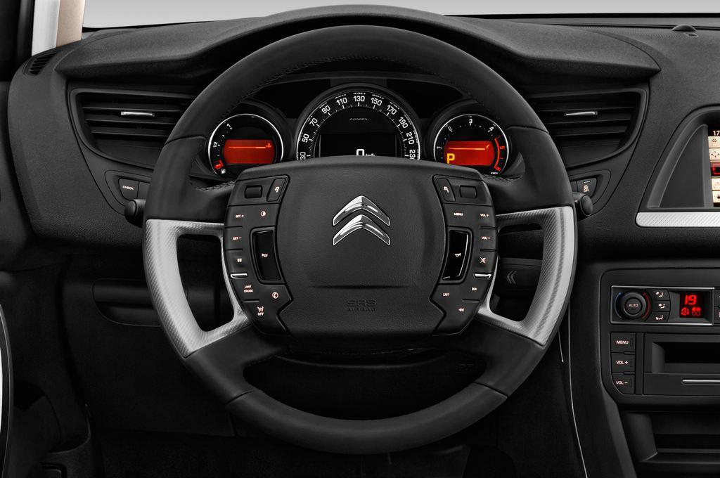 Citroen C5 Exclusive Kombi (2008 - heute) 5 Türen Lenkrad