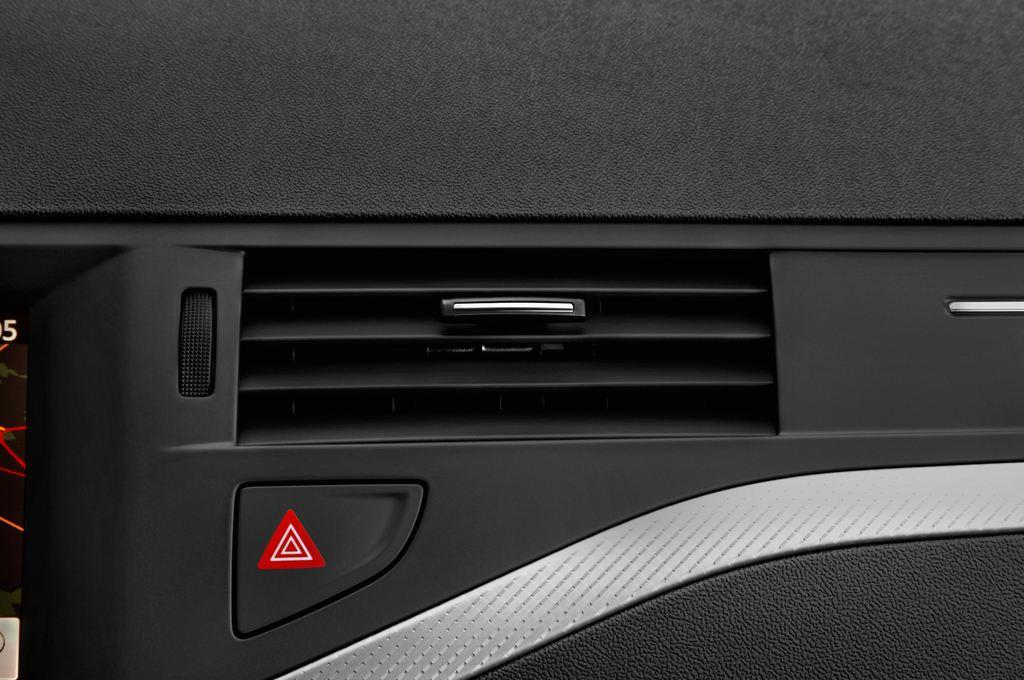 Citroen C5 Exclusive Kombi (2008 - heute) 5 Türen Lüftung