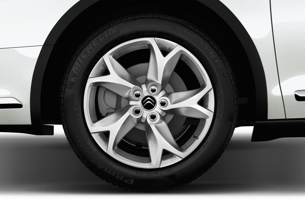 Citroen C5 XTR Kombi (2008 - heute) 5 Türen Reifen und Felge