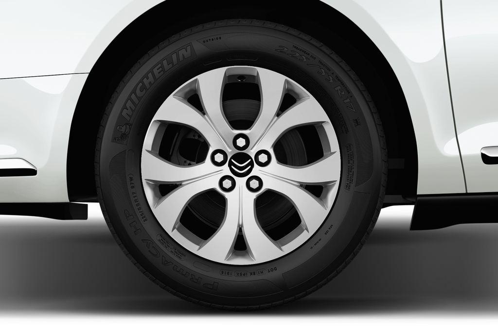 Citroen C5 Exclusive Kombi (2008 - heute) 5 Türen Reifen und Felge
