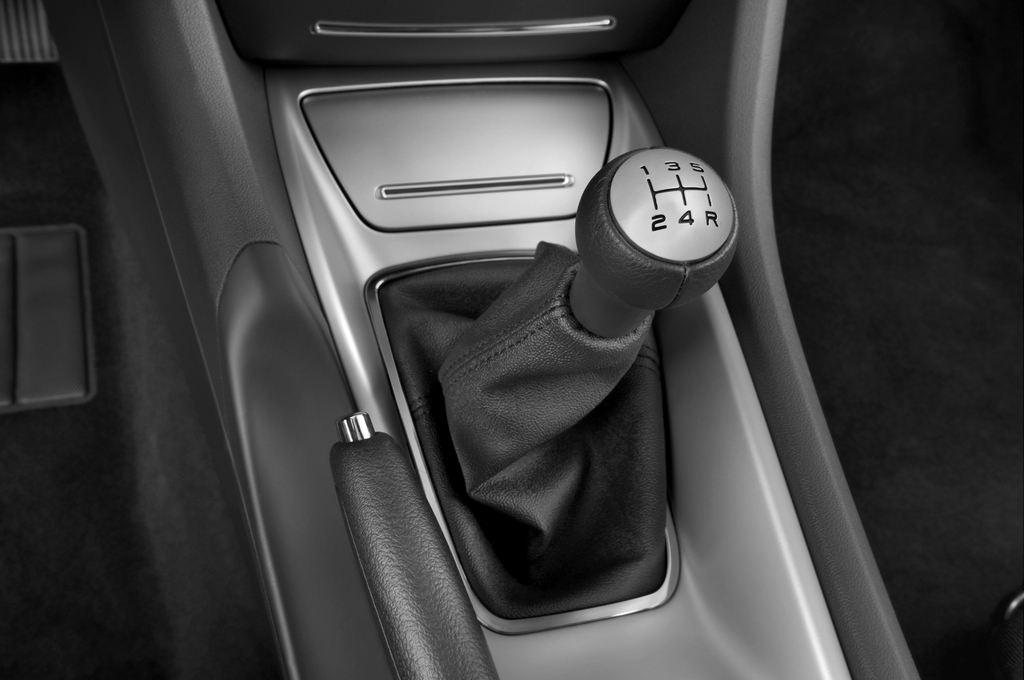 Citroen C5 VTR Plus Kombi (2008 - heute) 5 Türen Schalthebel