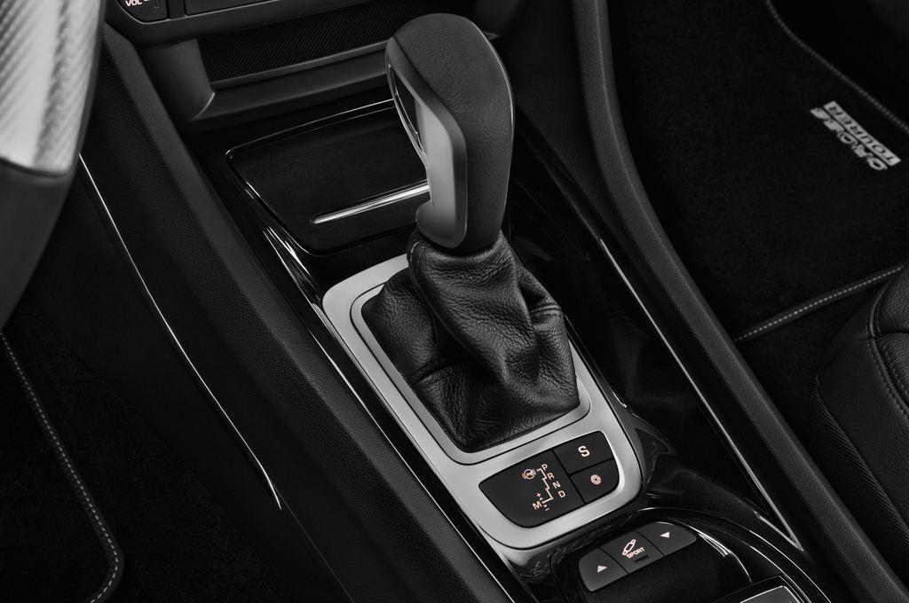 Citroen C5 Exclusive Kombi (2008 - heute) 5 Türen Schalthebel