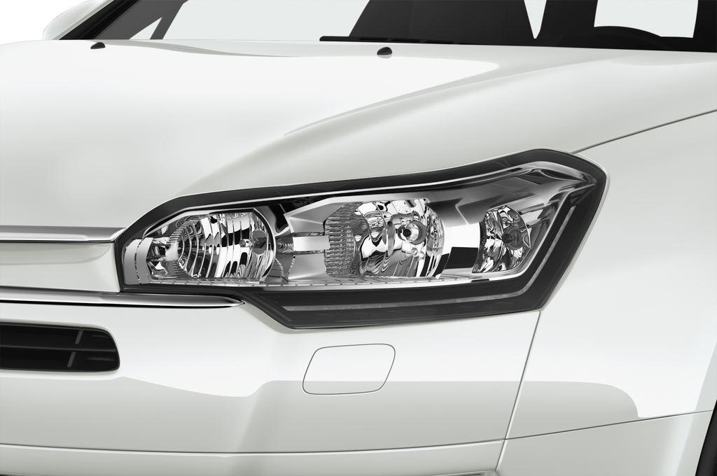 Citroen C5 Exclusive Kombi (2008 - heute) 5 Türen Scheinwerfer