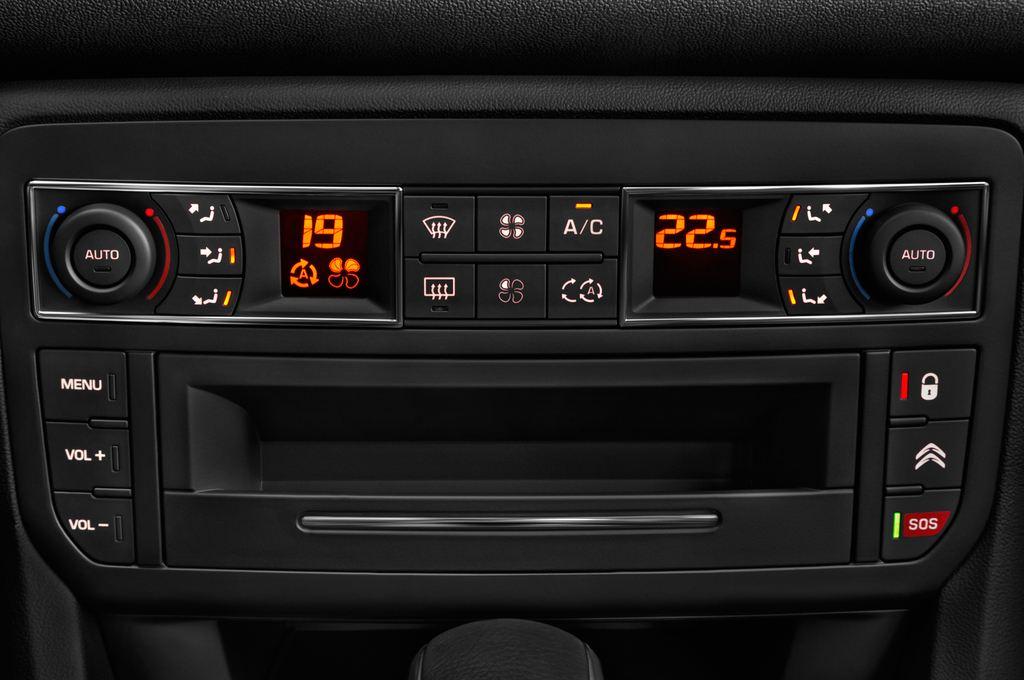 Citroen C5 XTR Kombi (2008 - heute) 5 Türen Temperatur und Klimaanlage