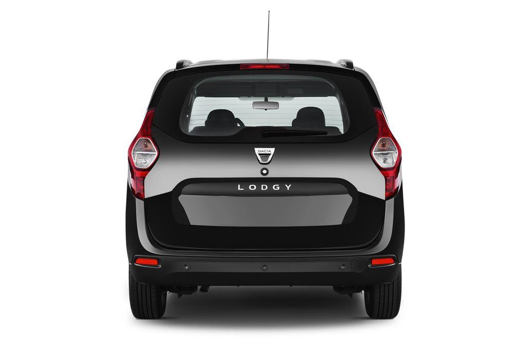 Dacia Lodgy Laur�ate Van (2012 - heute) 5 Türen Heckansicht