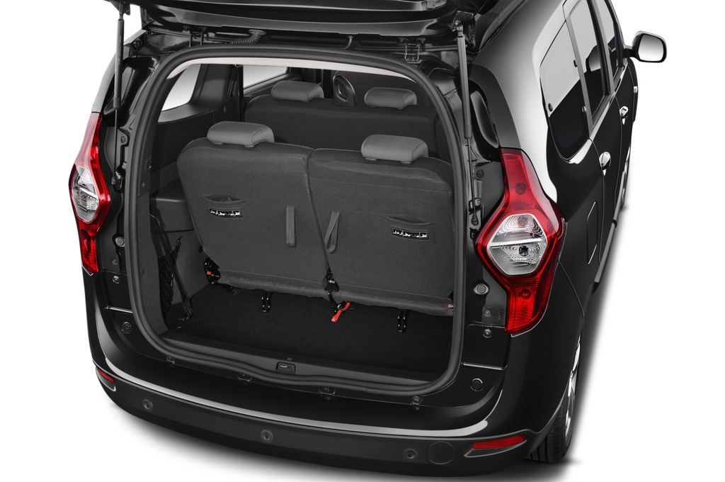 Dacia Lodgy Laur�ate Van (2012 - heute) 5 Türen Kofferraum