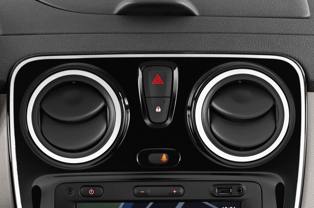 Dacia Lodgy Laur�ate Van (2012 - heute) 5 Türen Lüftung