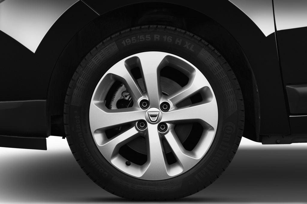 Dacia Lodgy Laur�ate Van (2012 - heute) 5 Türen Reifen und Felge