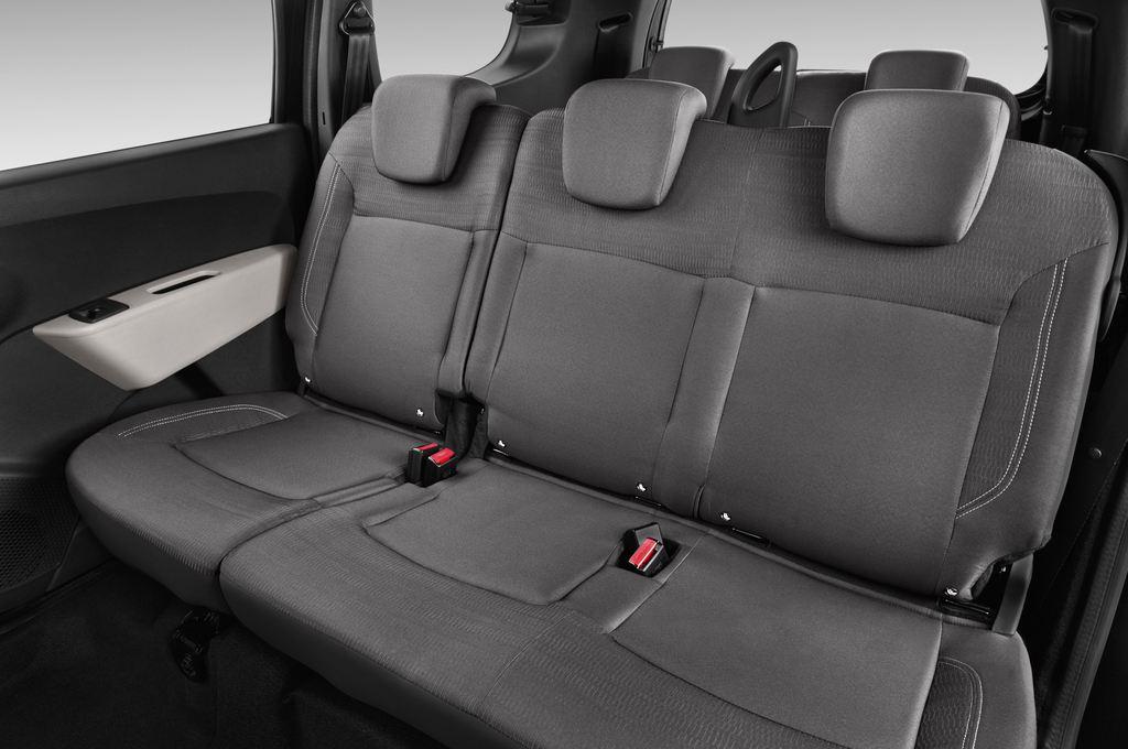 Dacia Lodgy Laur�ate Van (2012 - heute) 5 Türen Rücksitze