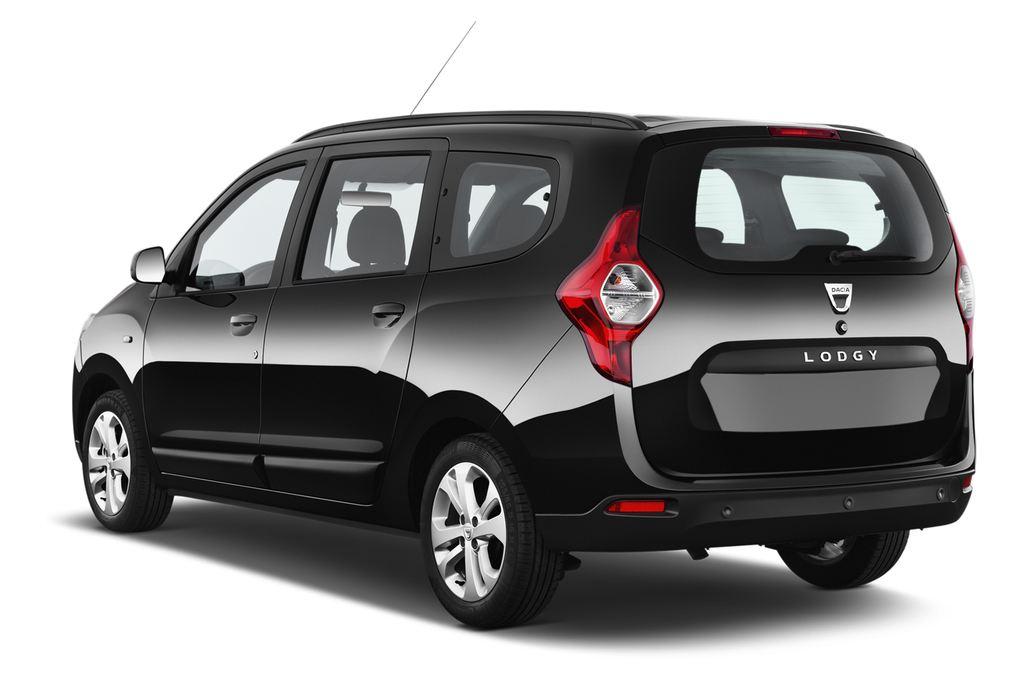 Dacia Lodgy Laur�ate Van (2012 - heute) 5 Türen seitlich hinten