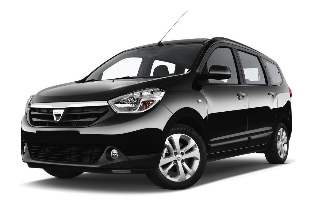 Dacia Lodgy Laur�ate Van (2012 - heute) 5 Türen seitlich vorne mit Felge
