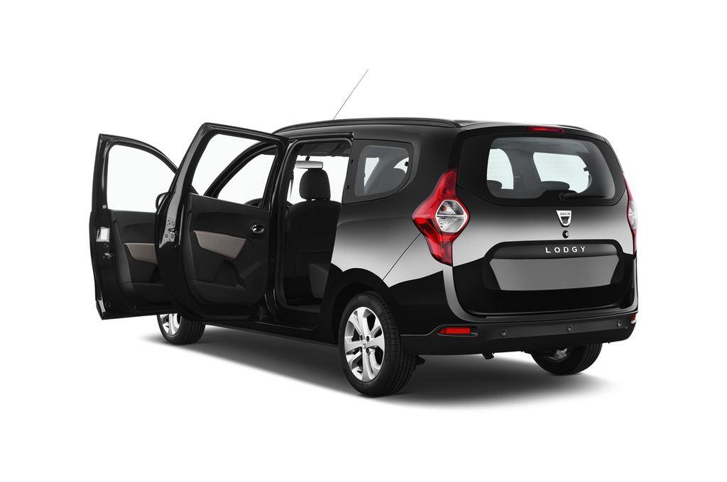 Dacia Lodgy Laur�ate Van (2012 - heute) 5 Türen Tür geöffnet