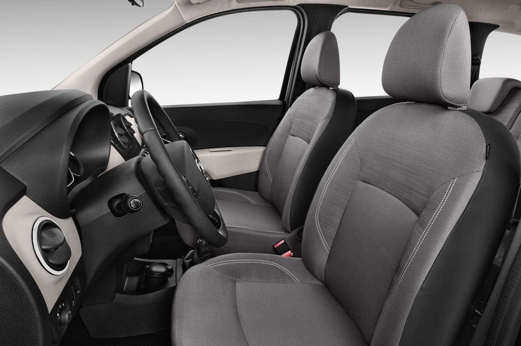 Dacia Lodgy Laur�ate Van (2012 - heute) 5 Türen Vordersitze