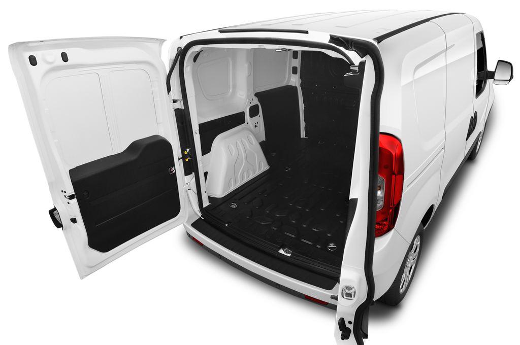 Fiat Doblo Basis Transporter (2010 - heute) 4 Türen Kofferraum