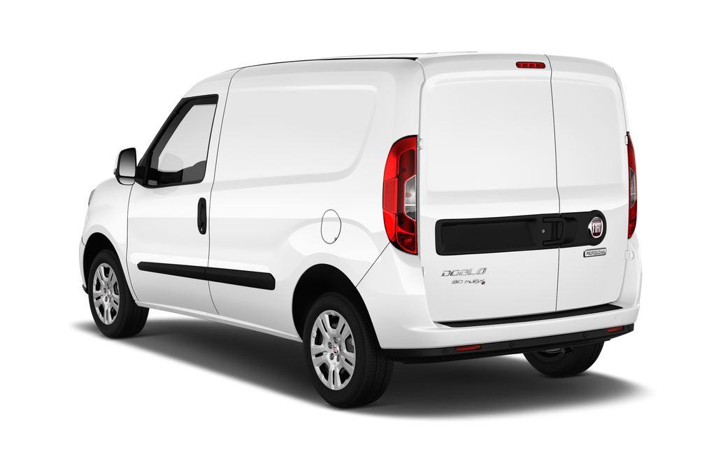 Fiat Doblo Basis Transporter (2010 - heute) 4 Türen seitlich hinten